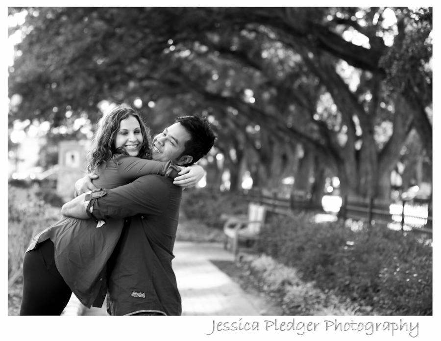 Jessica Pledger Photography Houston Engagement Photos
