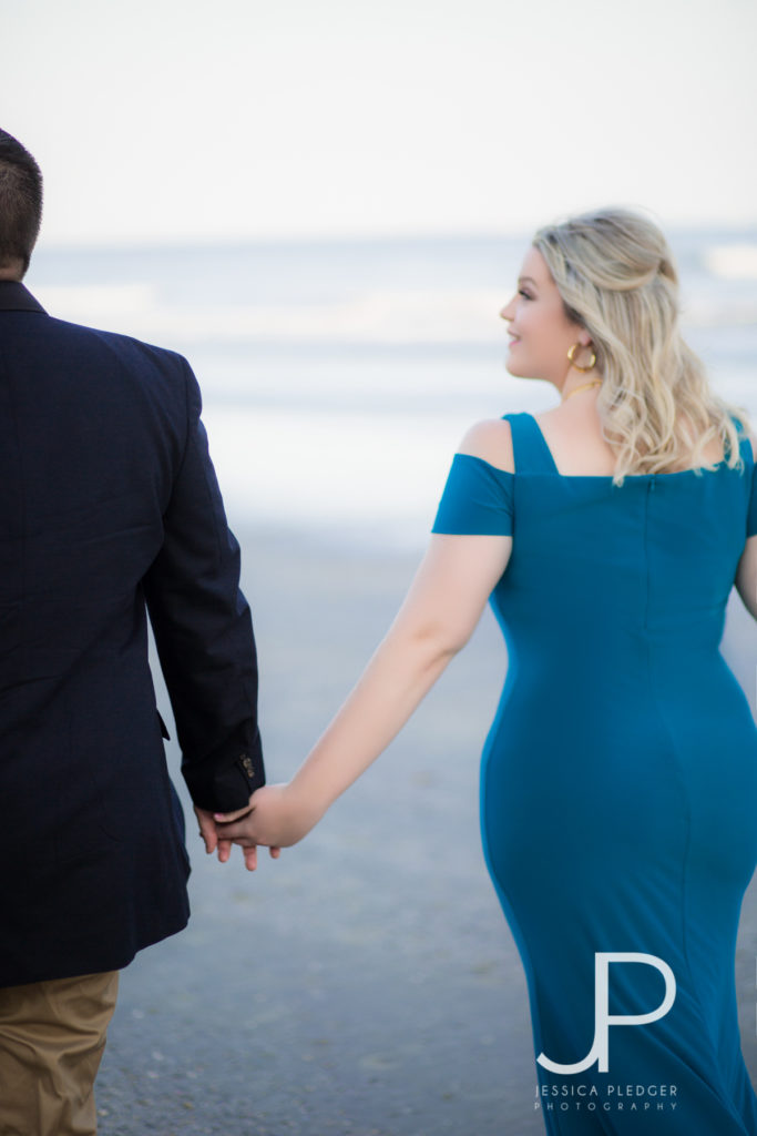 Galveston Houston Engagement Session Locations | Jessica Pledger Photography