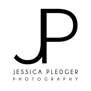 Jessica Pledger Photography New Logo