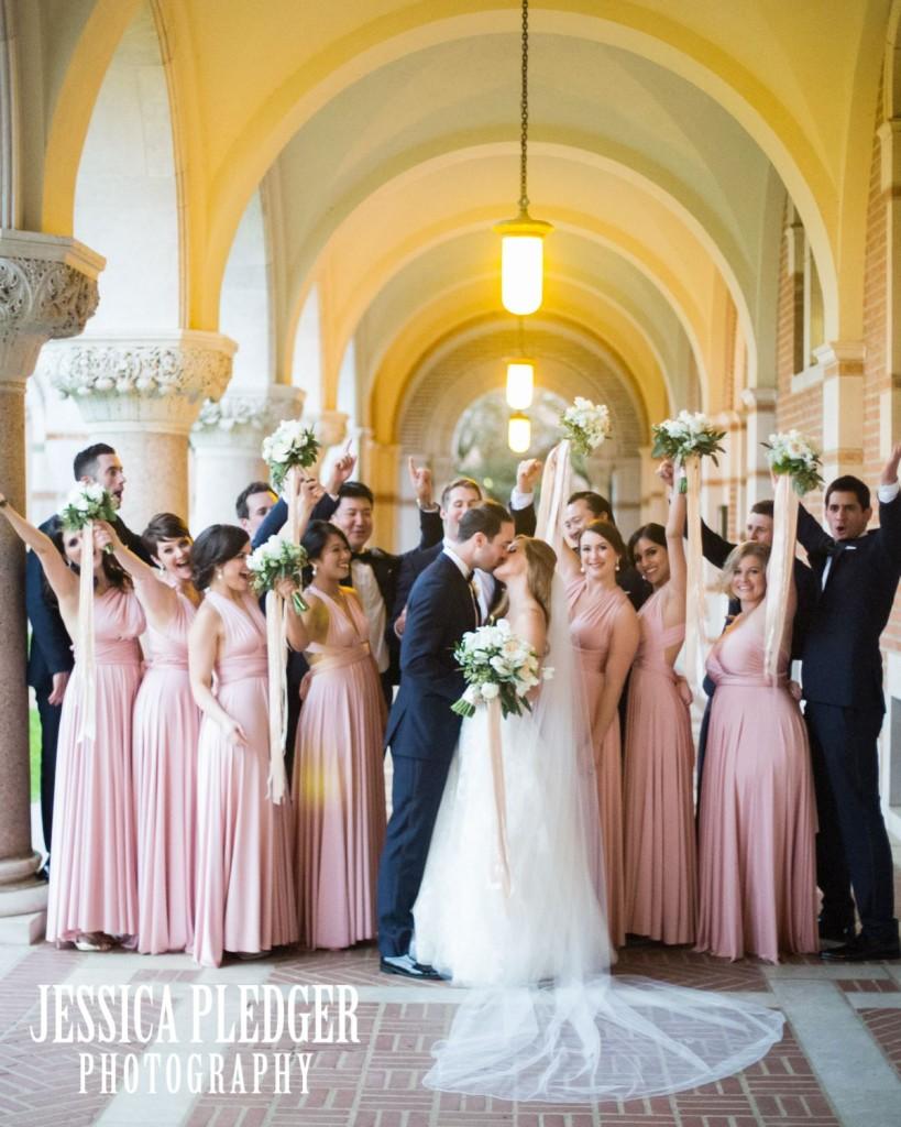 Rice University and Hotel Zaza Wedding | Houston Wedding Photographer