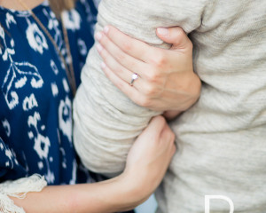 Galveston Engagement | Engagement Ring