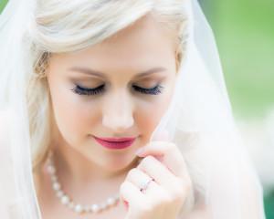 Crystal Springs Bridal Session