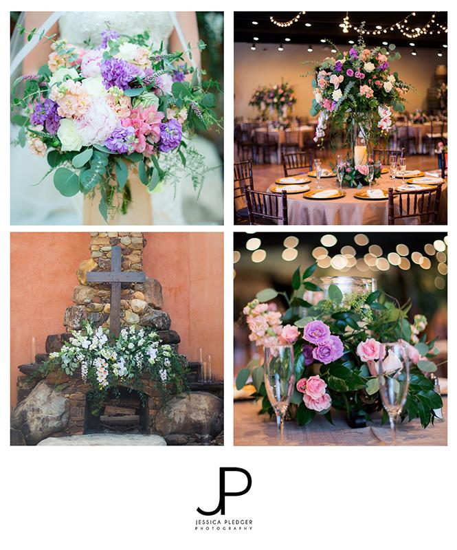 Bridal Bouquet - Houston Florist Bella Dia Flowers | Photo by Jessica Pledger Photography