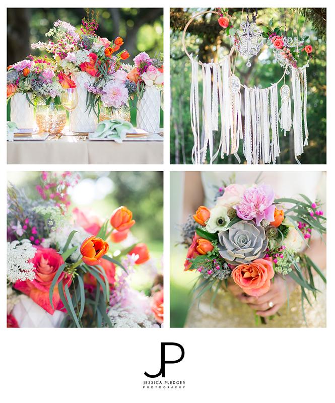 Bridal Bouquet - Houston Florist Haute Flowers | Photo by Jessica Pledger Photography