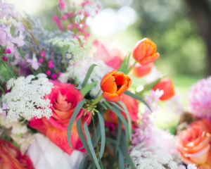 Houston Wedding Flower Centerpieces - Photo by Jessica Pledger Photography