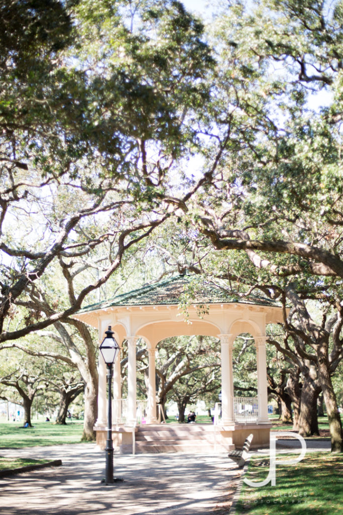 Charleston Travel Guide Battery Park