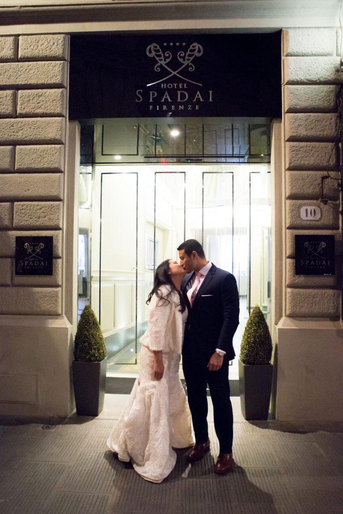 Italian Destination Wedding Florence