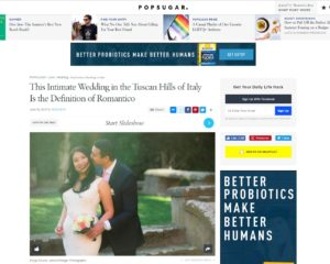 Destination Wedding Italy Featured Popugar