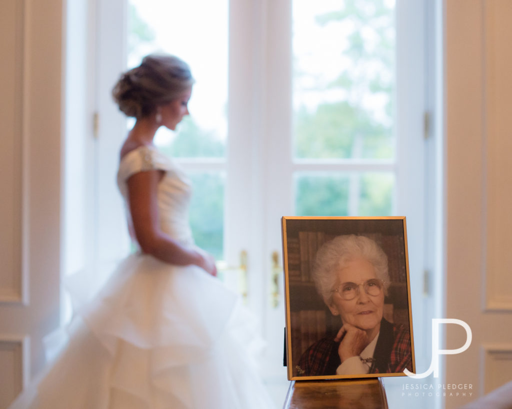 Photo of Bride's Grandmother