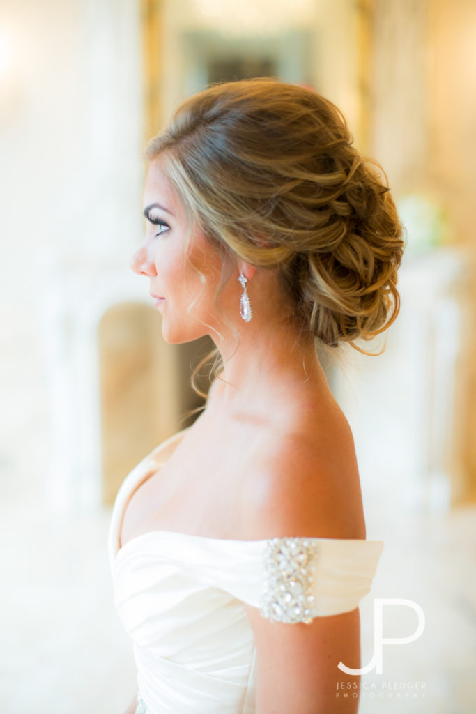 Bride's profile