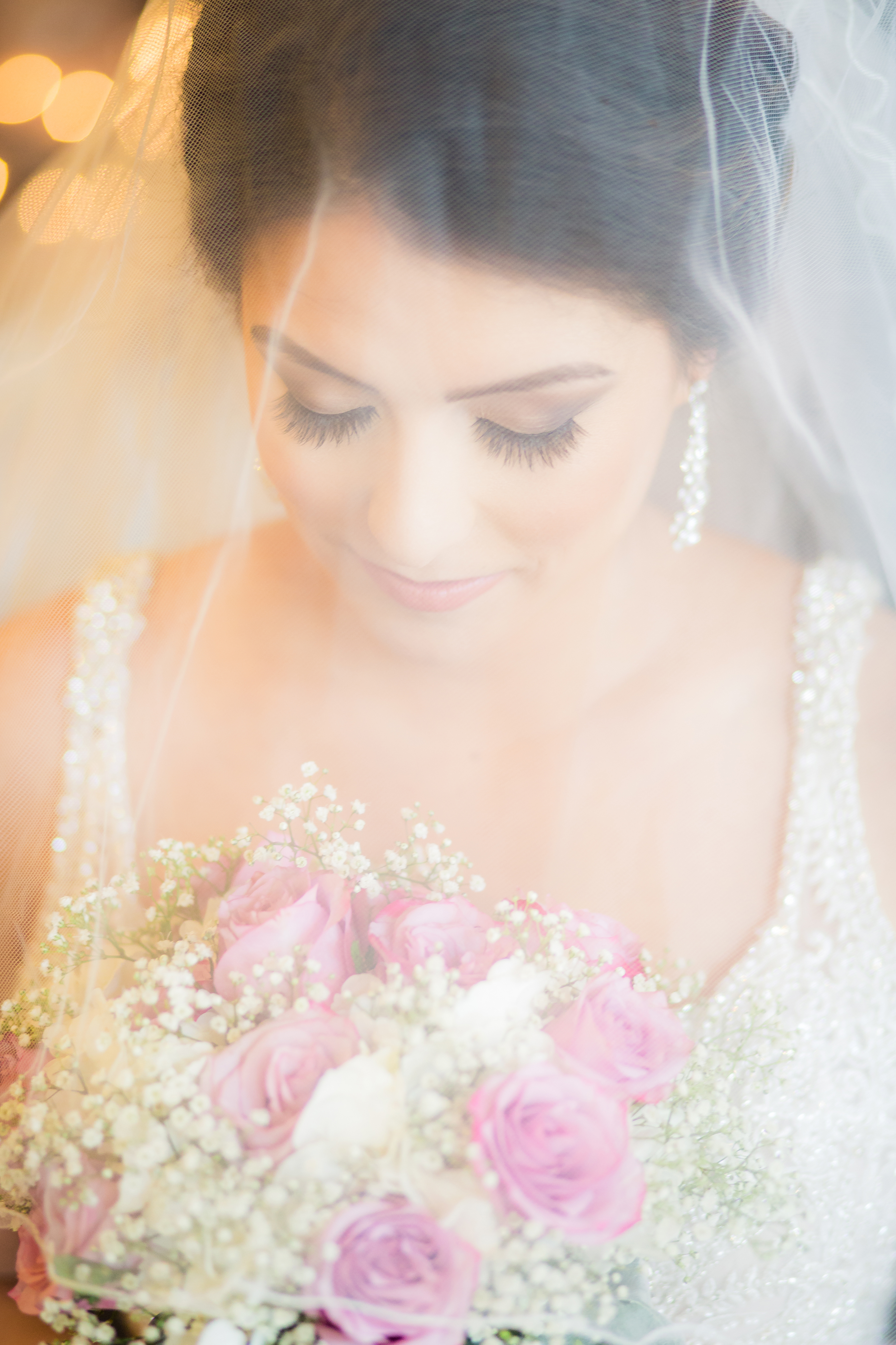 Butler's Courtyard Bridal Session | Jessica Pledger Photography | League City Wedding Venue