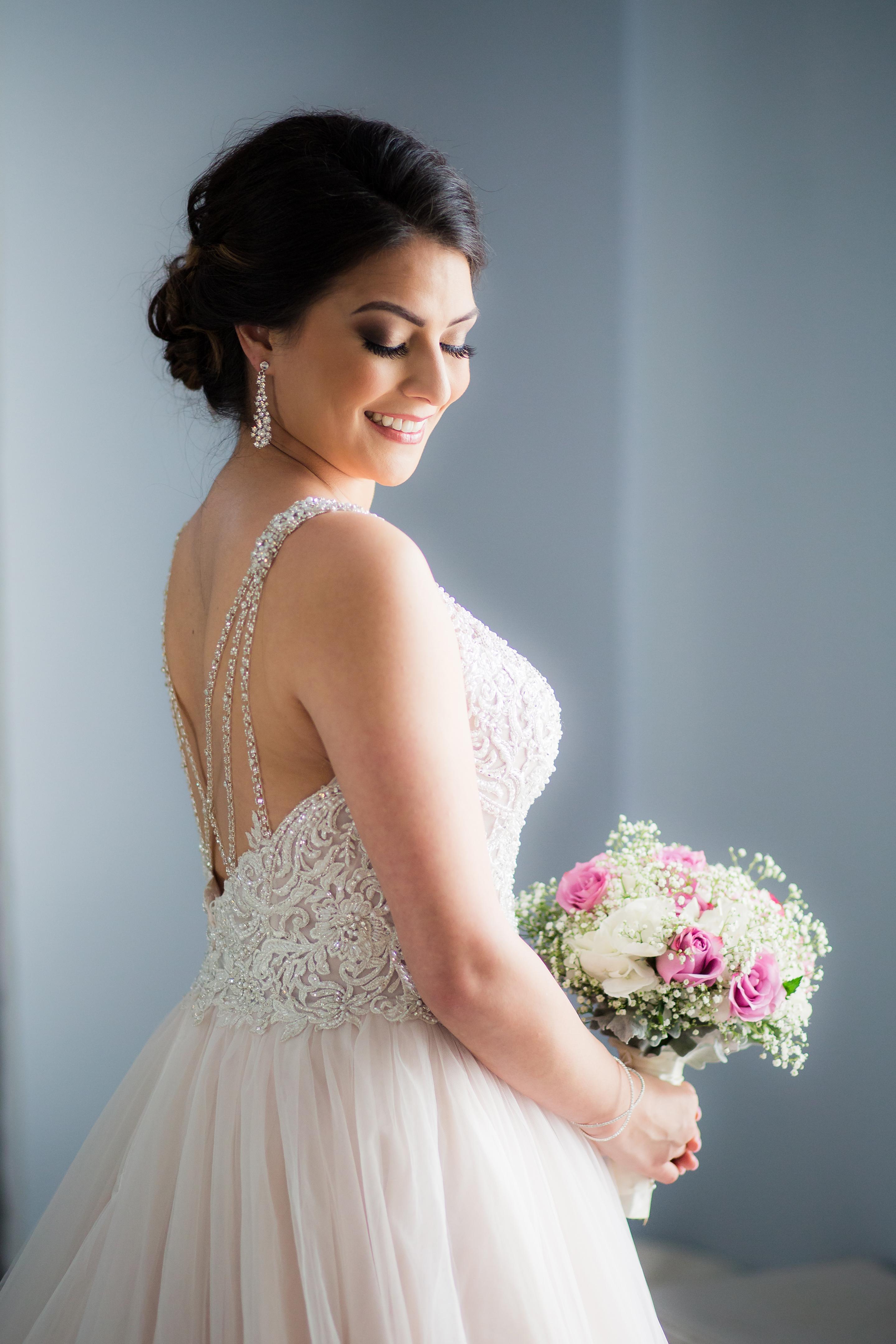 Butler's Courtyard Bridal Session   Jessica Pledger Photography   League City Wedding Venue
