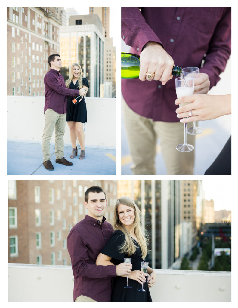 Oklahoma City Fall Engagement Session