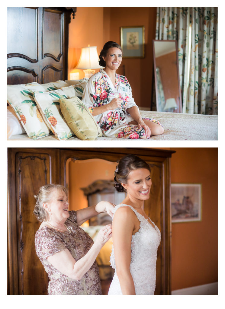 Elizabeth & Hunter's Wedding at the Lasker Inn | Galveston Wedding Venue | Jessica Pledger Photography