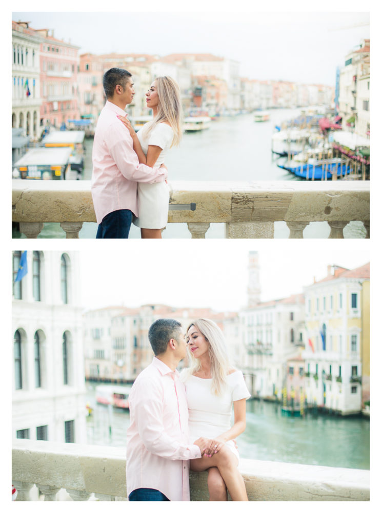 Venice, Italy Destination Wedding and Engagement Session