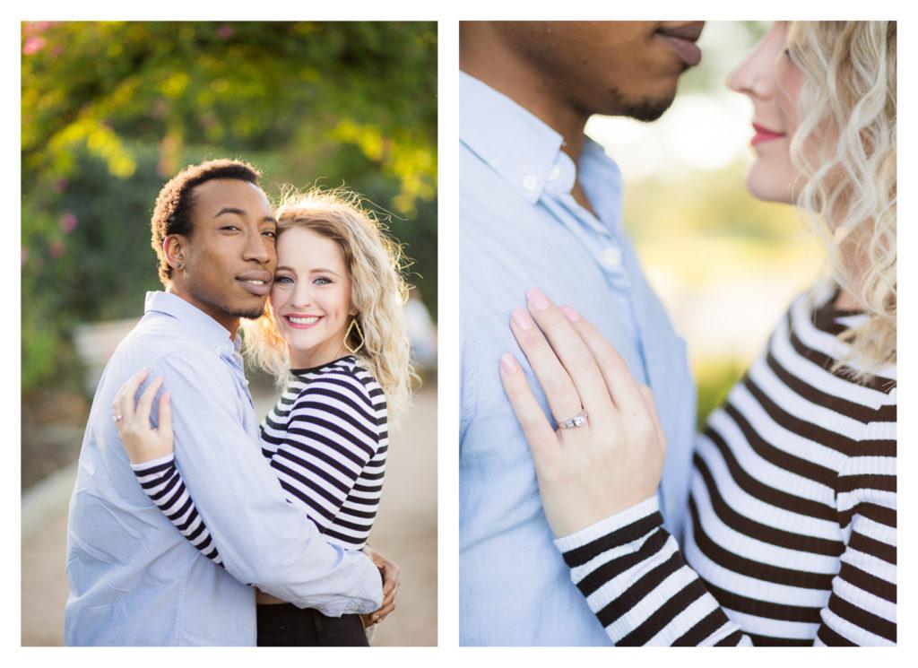 Caitlin & Xavier | McGovern Centennial Gardens | Houston,TX Engagement Session