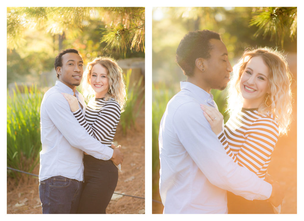 Caitlin & Xavier | McGovern Centennial Gardens | Houston,TX Engagement Session
