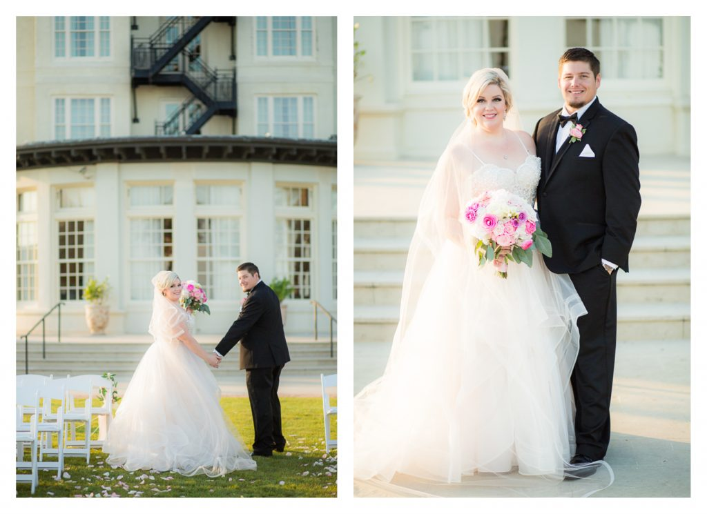Hotel Galvez Galveston Wedding - Jessica Pledger Photography
