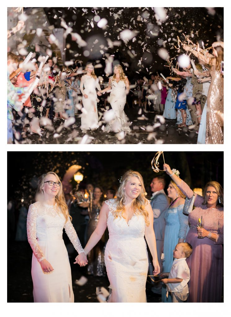Hughes Manor Same Sex Wedding Sarah & Brooke