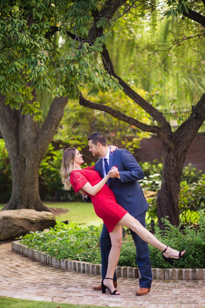 How to Plan the perfect marriage proposal in Houston | River Oaks Garden Club| Jessica Pledger Photography