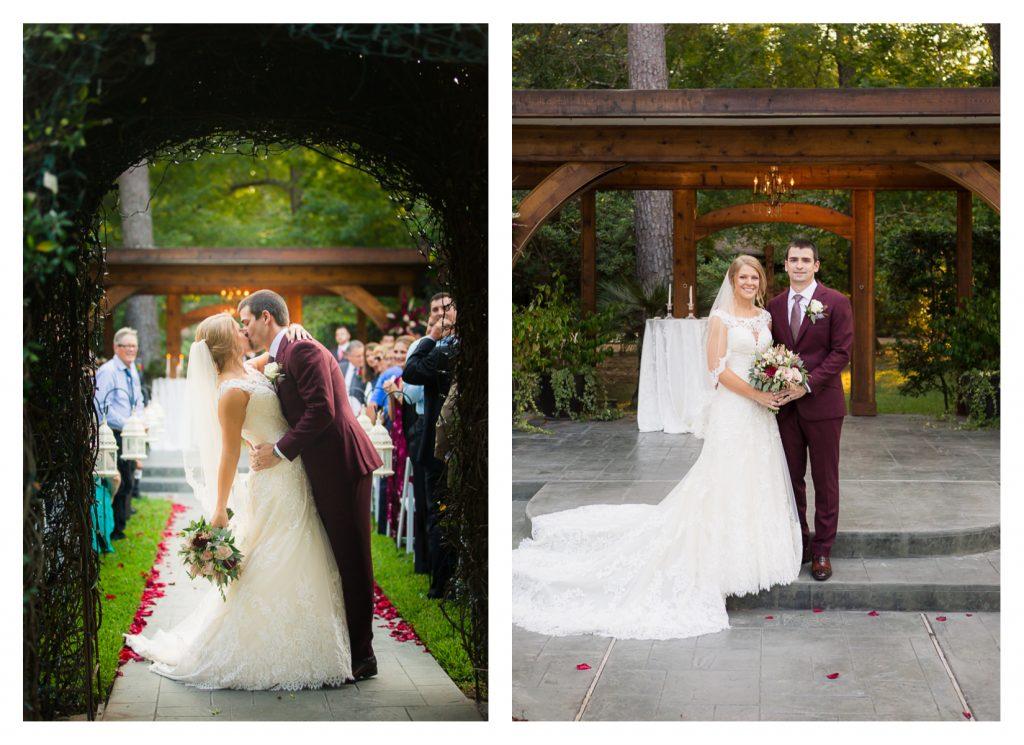 Shirley Acres Houston Wedding | Jessica Pledger Photography | Aggie Wedding