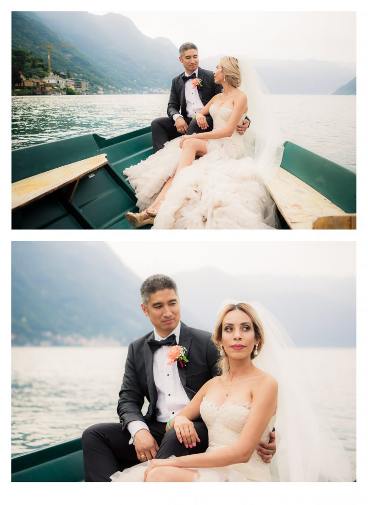 Lake Como, Italy Destination Wedding | Houston Destination Wedding Photographer | Relais Villa Vittoria Hotel